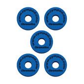 Cympad Chromatics Blue 40/15mm Crash Set (5 pcs)