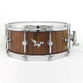 "Hendrix 14"" x 6"" Satin Walnut Snare Drum"