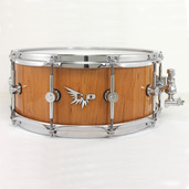 "Hendrix 14"" x 6"" High Gloss Cherry Snare Drum"
