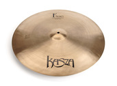 "Kasza Cymbals F-Series 20"" Crash Ride Light"
