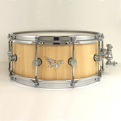 "Hendrix 14"" x 6"" Satin Maple Snare Drum"