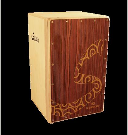 Siroco Portable Cajón with Case picture