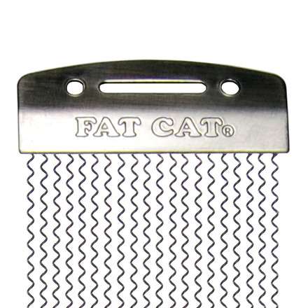 """Fat Cat 13"""" by 20 Strand Pitch Snappy Snare picture"""