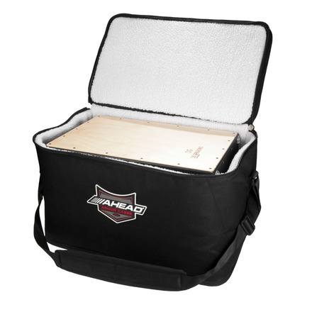 """Cajon Deluxe w/Shoulder Strap and Handle (21"""" X 12"""" X 12"""") picture"""