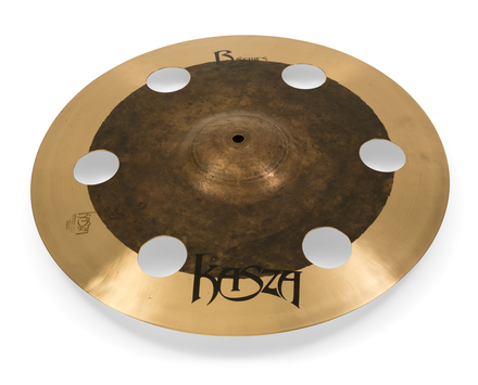 """Kasza Cymbals R-Series 18"""" Smash FX Cymbal picture"""