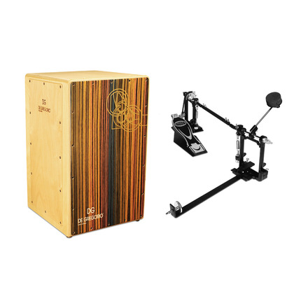 DrumBox Standard Cajón with Pedal picture