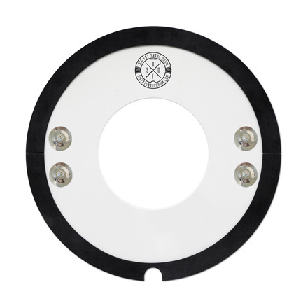 """Snare-Bourine-Donut"" 13"" Big Fat Snare Drum Head picture"