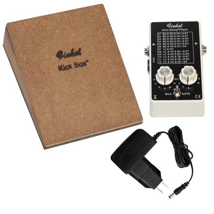 Finhol Auto Stomp Bundle w/Kick Box Basic picture