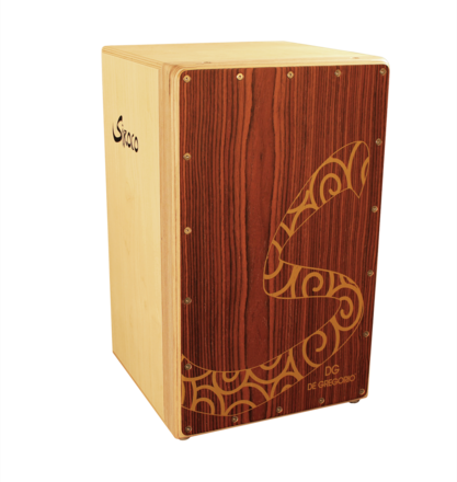 Siroco Portable Cajón with Case picture