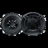 Haut-parleurs à 3voies de 16cm (61/2po)