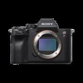 Caméra plein cadre α7R IV 35mm à résolution de 610 mégapixels