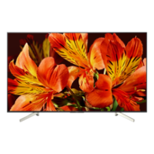 X850F   LED   Ultra HD 4K   Plage dynamique élevée (HDR)   Smart TV (Android TV)