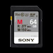 Carte mémoire SD pour le UHS-II de la série SF-M