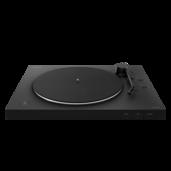 Tourne-disque avec connectivité BLUETOOTHMD