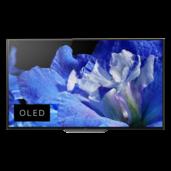 A8F | OLED | 4K ultra-HD | HDR | Téléviseur intelligent (AndroidTV)