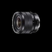 Objectif E 10-18mm F4 avec stabilisateur optique SteadyShot