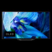 A8G | OLED | 4K ultra-HD | HDR | Téléviseur intelligent (AndroidTV)