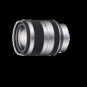 Stabilisateur optique SteadyShot E 18-200 mm F3.5-6.3