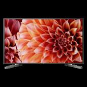 X900F   LED   Ultra HD 4K   Plage dynamique élevée (HDR)   Smart TV (Android TV)