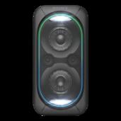 Système audio portatif haute puissance avec technologie BluetoothMD