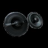 Haut-parleurs coaxiaux à 2voies de 16cm (61/2po) GS