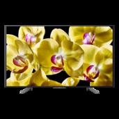 X800G | DEL | 4K ultra-HD | HDR | Téléviseur intelligent