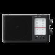 Radio FM/AM analogique portative avec synthoniseur