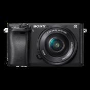α6300 E-mount camera with APS-C sensor