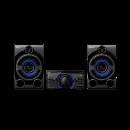 Système audio haute puissance M20 avec technologie BLUETOOTHMD Image