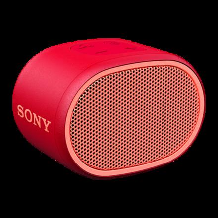 Haut-parleur portatif BLUETOOTHMD EXTRA BASSMC XB01 Image