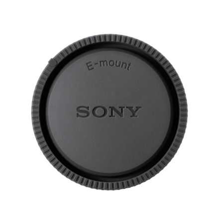 Cache d'objectif arrière pour appareils photo à monture E Image