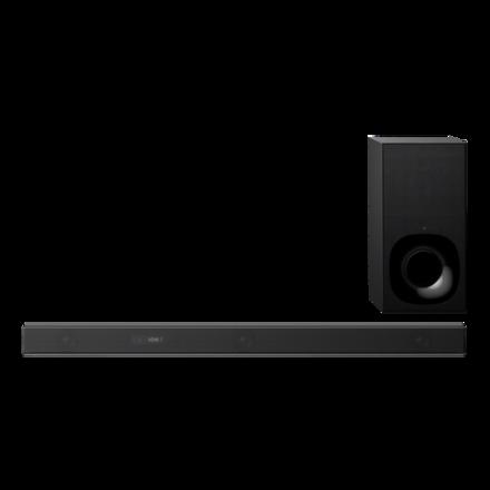 Barre de son Dolby AtmosMD/DTS:XMC à 3.1 canaux avec technologie Wi-FiMD/BluetoothMD   HT-Z9F Image