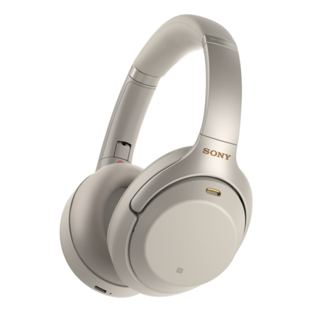 Écouteurs à réduction de bruit sans fil WH-1000XM3 Image