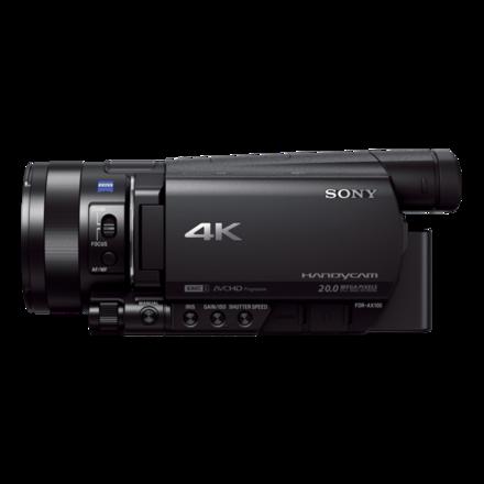 Caméscope expert 4K Handycamᴹᴰ AX100 Image