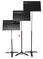 Model 4801, Symphony Stand (Box of 1) Black additional picture 1