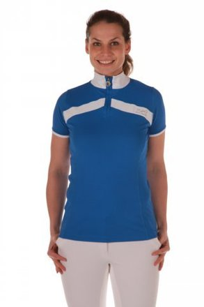 COMPETITION SHIRT SPORTIVE, Skydiver Blue, XS picture