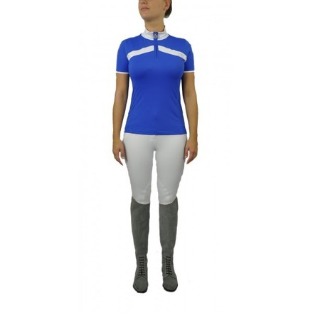 COMPETITION SHIRT SPORTIVE, Skydiver Blue, XL picture