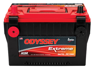 34/78-PC1500DT   ODYSSEY EXTREME DUAL TERM picture