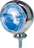 "4"" CHROME 55 WATT HALOGEN SPOT BEAM LAMP"