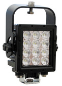 RIPPER XTREME PRIME INDUSTRIAL LIGHT 12 LEDS 60 DEGREE DUAL BRACKET