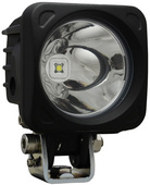 OPTIMUS SERIES PRIME 10-WATT LEDS LIGHT 10 DEGREE BEAM BLACK
