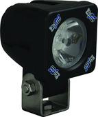 "2"" SOLSTICE SOLO BLACK 10-WATT LED POD 10° NARROW BEAM"