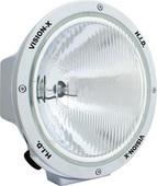 """8.7"""" ROUND CHROME 50 WATT HID EURO BEAM LAMP"""