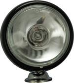 """4"""" BLACK 55 WATT HALOGEN SPOT BEAM LAMP"""