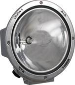 """8.7"""" ROUND CHROME 100 WATT TUNGSTEN SPOT BEAM LAMP"""