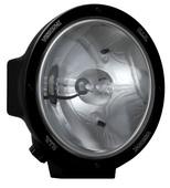 """8.7"""" ROUND BLACK 50 WATT HID SPOT BEAM LAMP"""