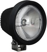 """5.5"""" ROUND BLACK 35 WATT HID EURO BEAM LAMP"""