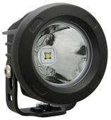 OPTIMUS ROUND SERIES PRIME 10-WATT LEDS LIGHT 10 DEGREE BEAM BLACK