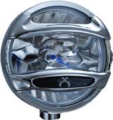 "8"" CHROME 100 WATT HALOGEN SPOT BEAM LAMP"