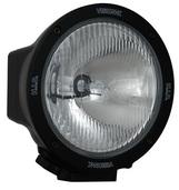 """6.7"""" ROUND BLACK 35 WATT HID EURO BEAM LAMP"""
